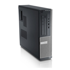 Dell Optiplex 390 Slim Intel Pentium G850 4gb Ddr3 250gb