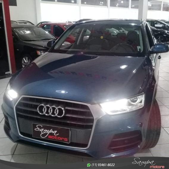 Audi Q3 1.4 Tfsi Turbo Flex S-tronic 5p Flex 2017/2017