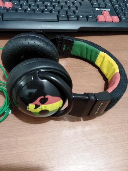 Audifonos Skullcandy Rasta 100% Originales