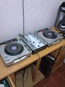 Cdj 800 E Mk2 Djm 250 Pioneer
