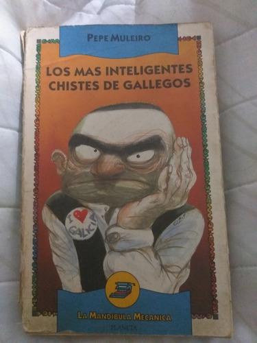 Libro Los Mas Inteligentes Chistes De Gallegos