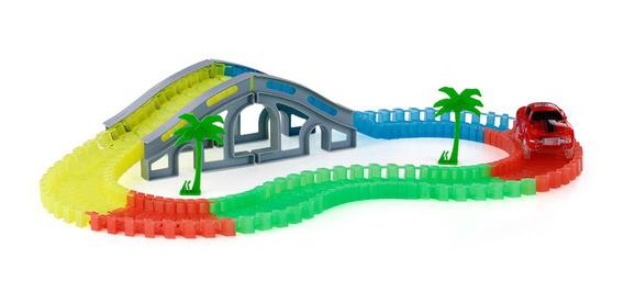 Feng Yuan Da 170203-b 103pcs Twister Tracks Flexível