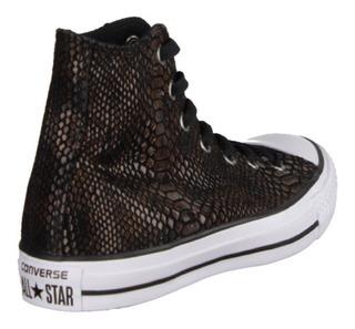 Converse Fashion Piel Grabada Vivora/reptil Charol 557919c