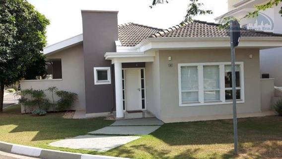 Casa Com 3 Dormitórios À Venda, 158 M² Por R$ 879.000 - Condomínio Jardim Das Palmeiras - Vinhedo/sp - Ca1489