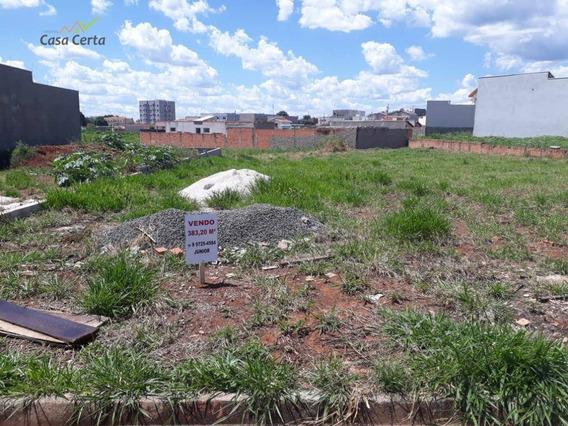 Terreno À Venda, 378 M² Por R$ 149.000 - Jardim Veneza - Mogi Guaçu/sp - Te0243