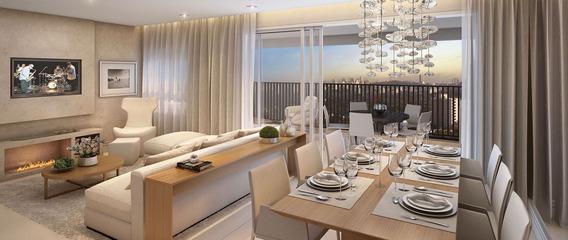 Apartamento Novo Alto Padrão 96m² - 3 Dormitórios - 17° Andar - Condomínio Synthesis Pinheiros - São Paulo - 613 - 34270409