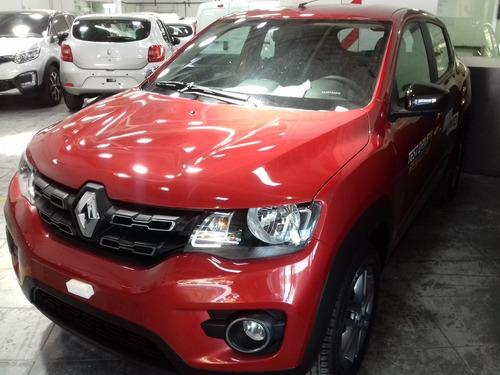 Nuevo Renault Kwid Iconic 1.0 Stock Oportunidad Car One(jg)