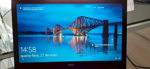 Notebook Dell I7-6600 8gb Ddr4 500gb Ssd M2 Usado