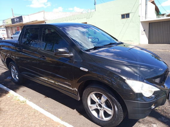 Ssangyong Actyon 2.0 Turbo Diesel