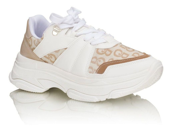 Tênis Feminino Chunky Sneaker Bebecê - 1319.426