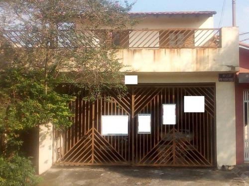 Imagem 1 de 18 de Sobrado À Venda No Assunção/sbc 4 Dorms, 2 Vagas - So0709