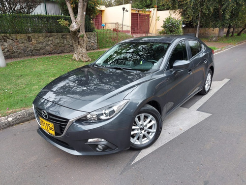 Mazda 3 Touring Mt 2.0cc