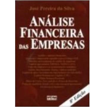 Livro Análise Financeira Das Empresas 8ª Edição