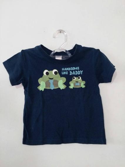 Camiseta Infantil Masculina Gymboree .