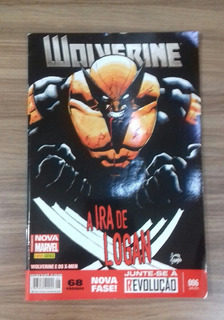 Hq - Wolverine 5 - A Ira De Logan