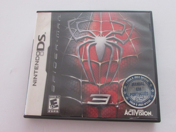 Spiderman 3 Original Nintendo Ds