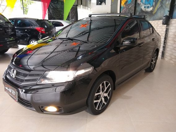 Honda City 1.5 Sport Flex 4p 2014