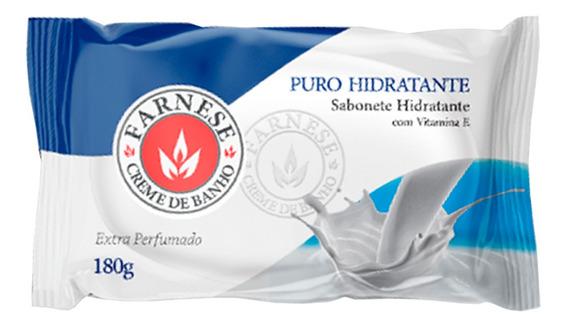 Sabonete Farnese Puro Hidratante 180g