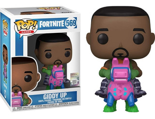 Funko Pop! Fortnite - Giddy Up