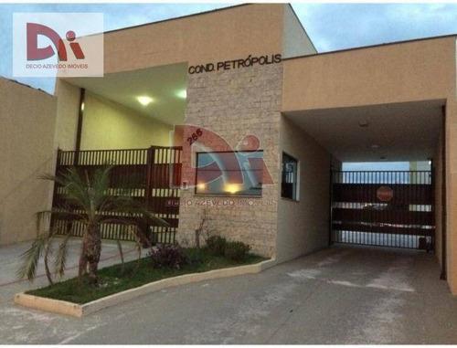 Apartamento Com 2 Dormitórios À Venda, 58 M² Por R$ 193.000,00 - Areão - Taubaté/sp - Ap0234