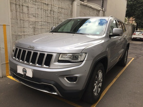 New Grand Cherokee Ltd 4x4 3.6 Aut Excelente Estado!!
