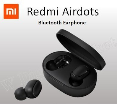 No Brasil !!! Xiaomi Redmi Airdots Tws Fones De Ouvido !!!