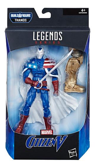 Arvel Legends Avengers Endgame Figuras De 6 Citizen V