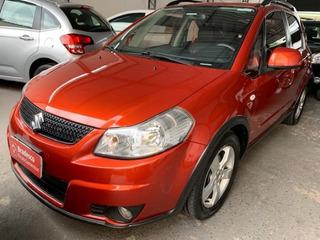 Sx4 2.0 4x4 16v Gasolina 4p Automático
