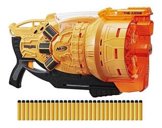 Nerf Lanzador Pistola Doomlands The Judge Envío Gratis