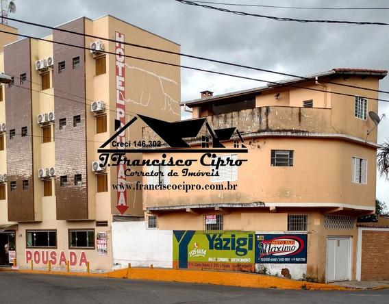 Casa A Venda No Bairro Jardim São Paulo Em Aparecida - Sp. - Cs267-1