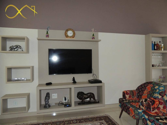 Linda Casa Condominio Campos Do Conde 2 - Ca1858