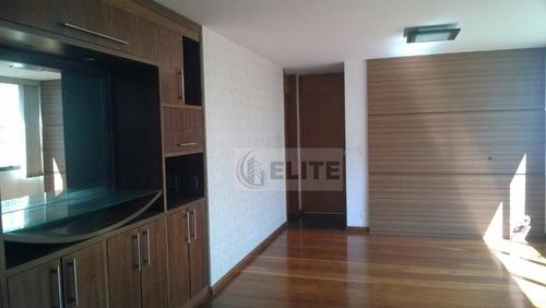 Apartamento Com 3 Dormitórios À Venda, 125 M² Por R$ 499.999,00 - Vila Bastos - Santo André/sp - Ap7972