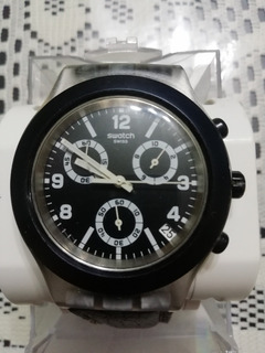 Reloj Swatch Irony Diaphane Cronografo
