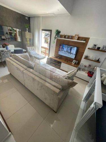 Casa Dentro De Condomínio Com 4 Quartos E Área De Lazer Completo No Condomínio - Ca1181