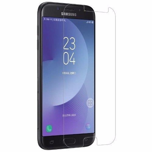 696dbdc92a8 Mica De Cristal Templado Samsung J5, J5 Pro, J7, J7 Pro - $ 69.00 en  Mercado Libre