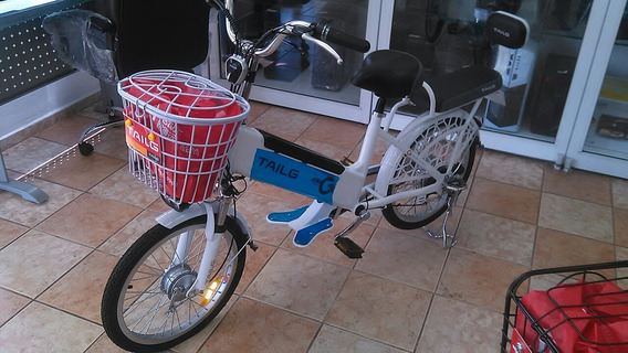 Bicicleta Electrica Tailg