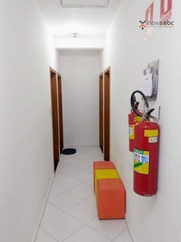 Sala Para Alugar, 25 M² Por R$ 900/mês - Centro - Santo André/sp - Sa0292