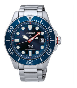 Relógio Seiko Prospex Padi Solar Sne435p1