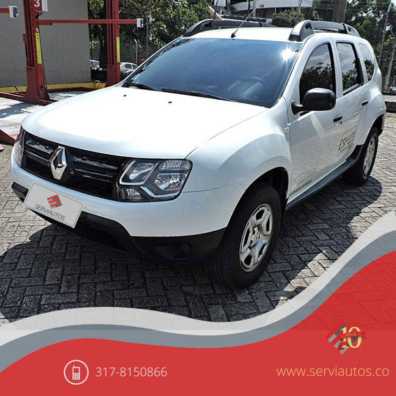 Renault Duster Expression Mt 1.6 2019 Esp823 - Gas Gasolina