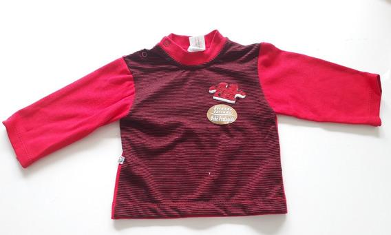 Camiseta Infantil Manga Longa - Mini Id