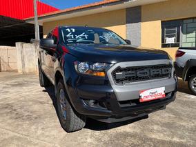 Ford Ranger Xls 2017 4x4 Diesel Completa Manual