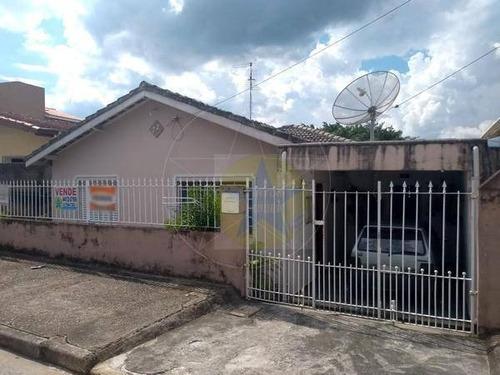 Imagem 1 de 15 de Casa Residencial À Venda, Vila Rica, Atibaia. - Ca0013
