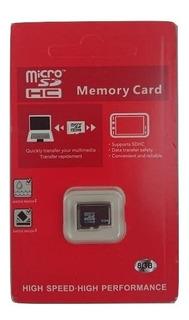 Tarjeta Memoria Micro Sd Clase 10 32 Gb Fotos Vídeos Calidad
