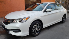 Honda Accord 2.4 Lx Cvt 2016 Nuevecito Linea Nueva