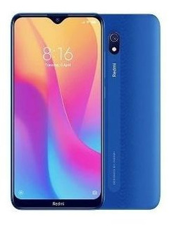 Celular Xiaomi Redmi 8a 32gb 2gb Ram Ocean Blue
