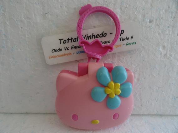 Hello Kitty Porta Trecos Chaveiro *