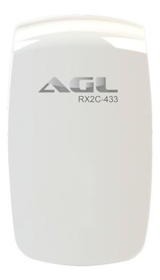 Acionador Receptor Agl Duplo Canal Na/nf Rx2c-433