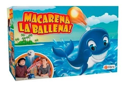 Macarena La Ballena - Juegos Y Juguetes