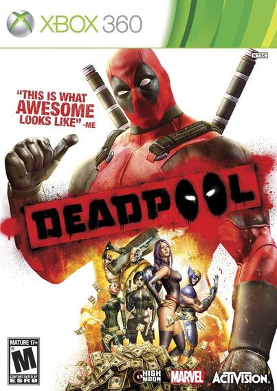Deadpool - Xbox 360 - Midia Fisica