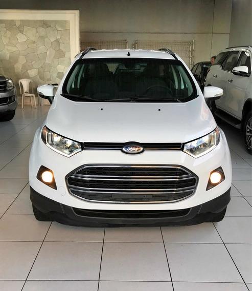Ford Ecosport 2014 1.6 16v Titanium Flex 5p 2014